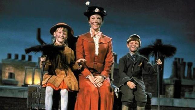 Mary Poppins, film 1964