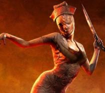 La terrificante infermiera di Silent Hill