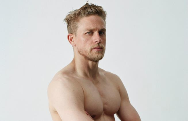 Charlie Hunnam, protagonista di Sons of Anarchy