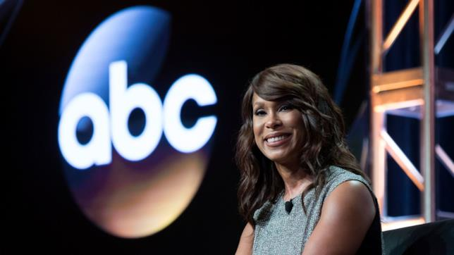 La presidente ABC Channing Dungey