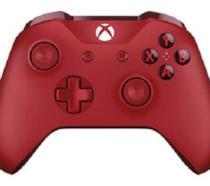 Il nuovo controller rosso per Xbox One