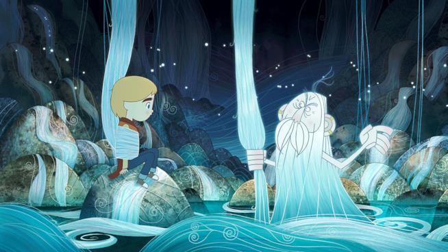 La recensione del film di animazione La Canzone del Mare