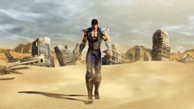 Hokuto Ga Gotoku è il nuovo videogame di Ken il Guerriero