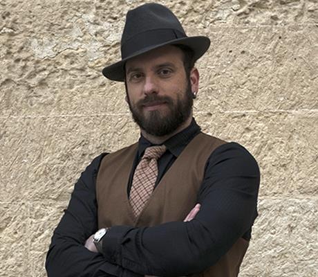 Cristian, il protagonista della terza puntata