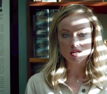 Olivia Wilde in una scena del film Richard Jewell