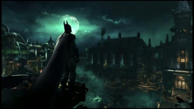 L'Arkham Asylum mostrato nell'omonimo videogame