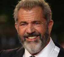 Un primo piano di Mel Gibson