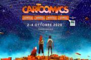 Banner di Cartoomics