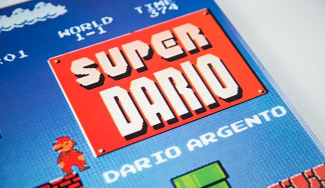 Cover della Super Dario Edition di due canzoni dei Goblin