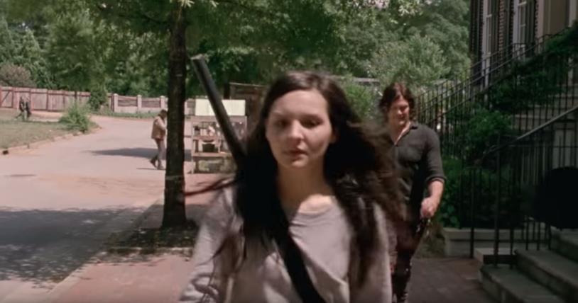 The Walking Dead 10x04: Lydia