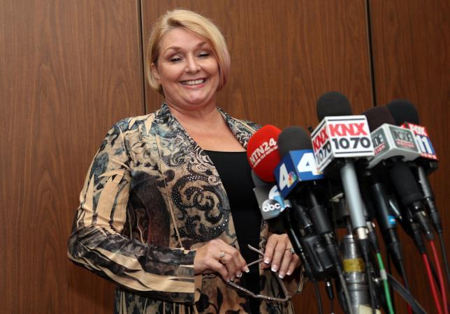 Samantha Geimer, vittima di Roman Polanski