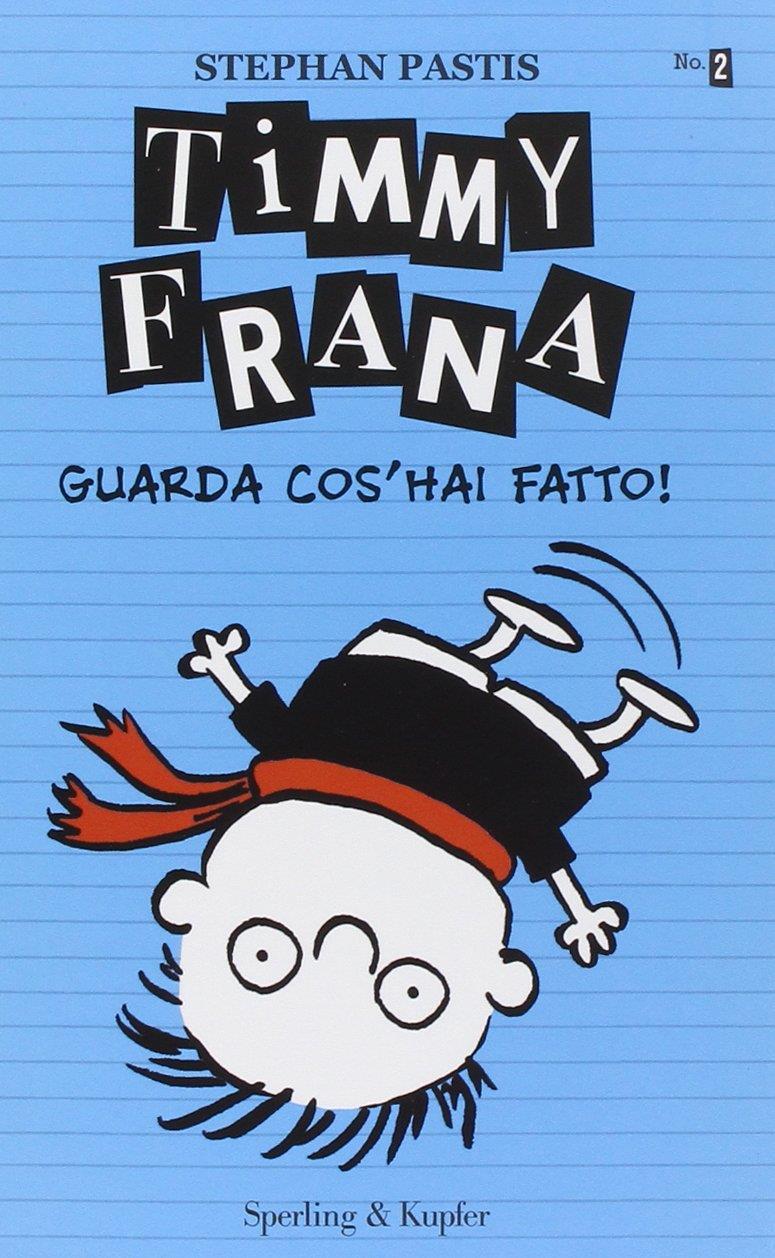 Timmy Frana copertina libro 2