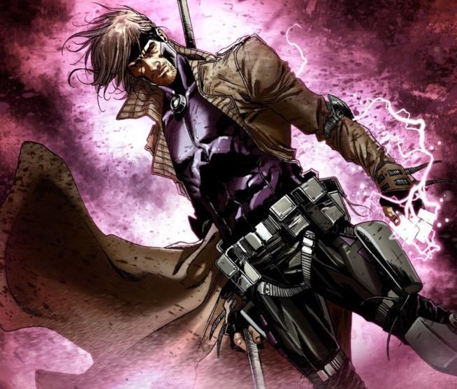 Gambit in un'immagine Marvel
