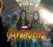 I Guardiani della Galassia in Avengers: Infinity War