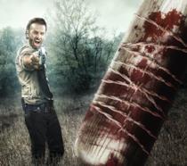 The Walking Dead: Rick punta l'arma contro Lucille