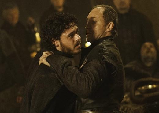Il tradimento di Roose Bolton ai danni degli Stark