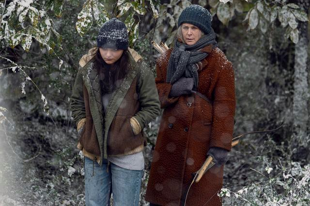 The Walking Dead 9x16: Carol salverà Lydia