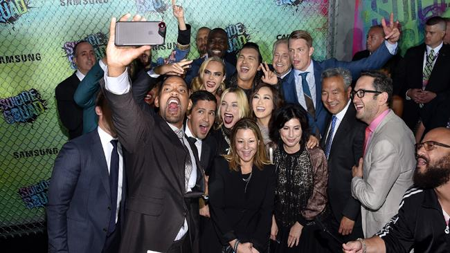 Cast di Suicide Squad