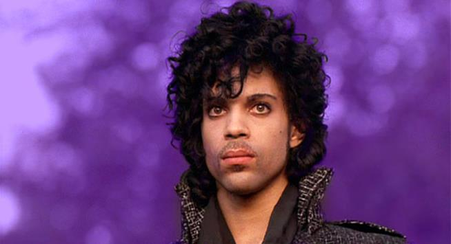 Primo piano di Prince
