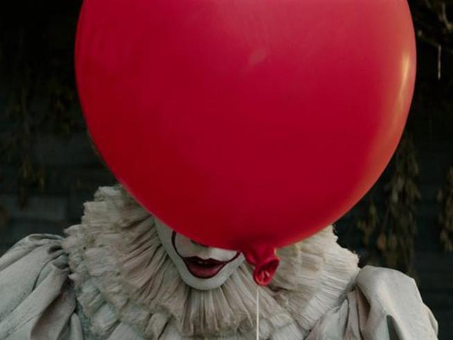 Palloncino rosso Pennywise