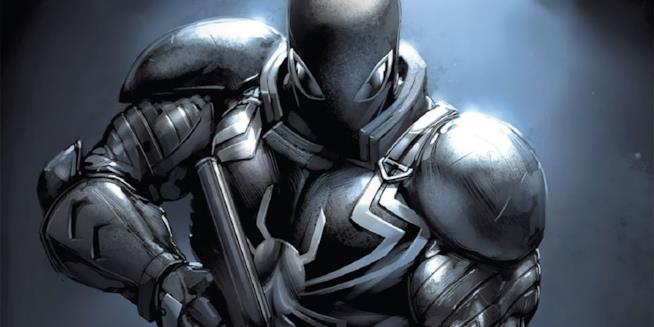 Il possibile look di Venom nel film
