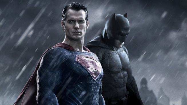 Batman v Superman: Dawn of Justice scena