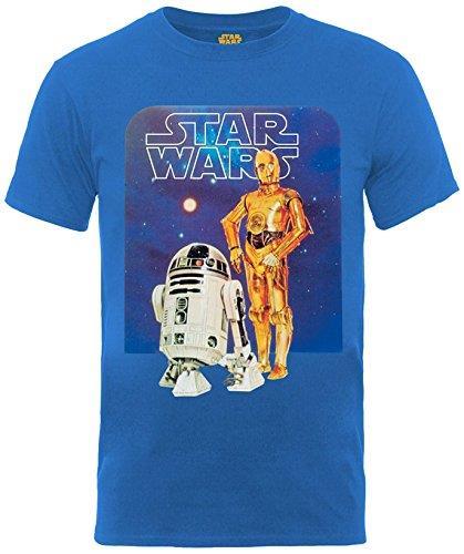 Star Wars - Artoo 3Po, T-shirt, manica corta per bambini e ragazzi