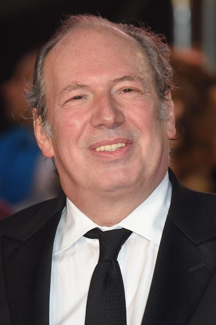 Hans Zimmer in primo piano