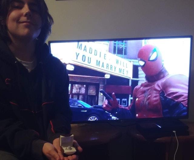 Mitch, il giocatore che ha riciclato l'easter egg di Spider-Man