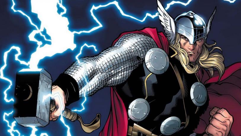 Thor , il Dio del Tuono