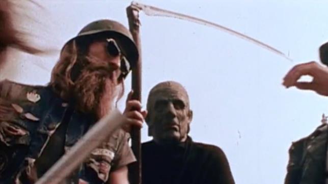 Un'immagine dal film The Amusment Park