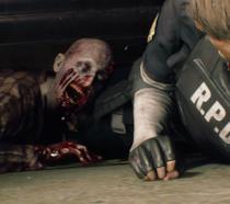 Leon Kennedy nel remake di Resident Evil 2