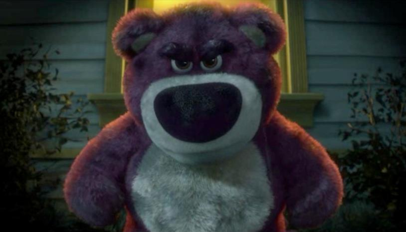 Lotso in Toy Story 3