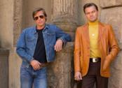 Brad Pitt e Leonardo Di Caprio