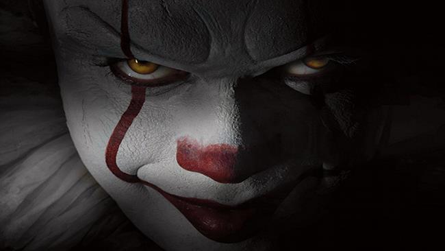 Pennywise, lo sguardo assassino del clown