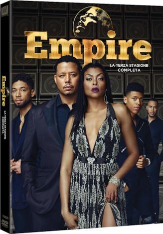 Empire 3 cofanetto DVD