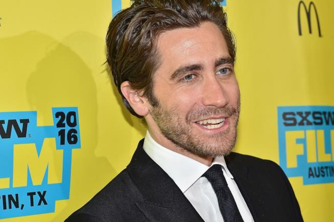 Jake Gyllenhaal a una serata di gala