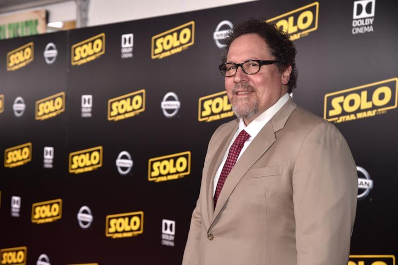 Jon Favreau alla prima di Solo: A Star Wars Story