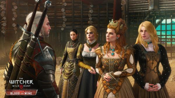 L'ultimo DLC di The Witcher 3 in uscita