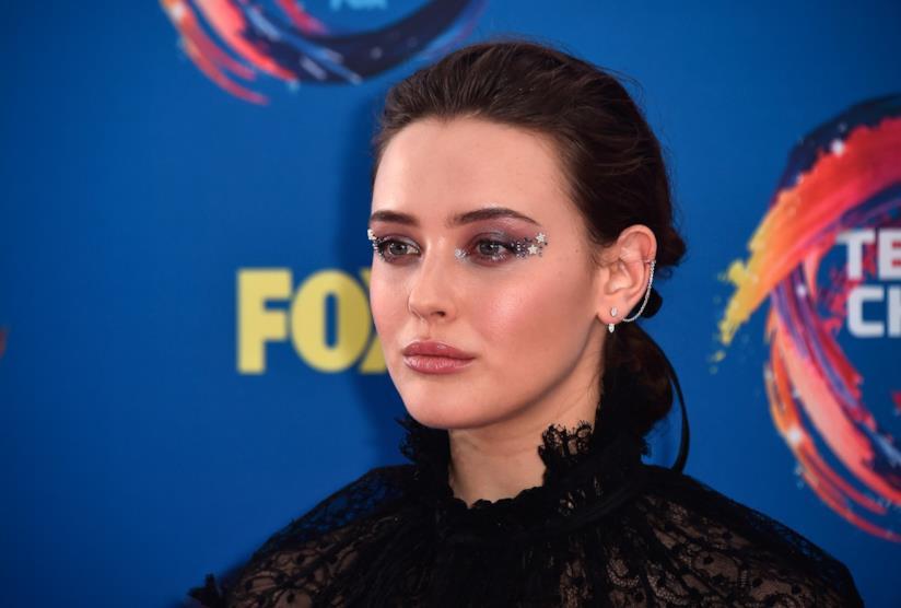 Katherine Langford a FOX Teen Choice Awards 2018
