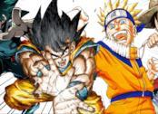 Dragon Ball, Naruto, One Piece su Manga Plus