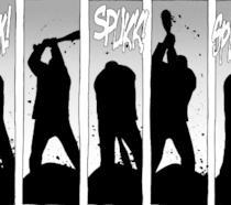 The Walking Dead: la vittima di Negan nel fumetto