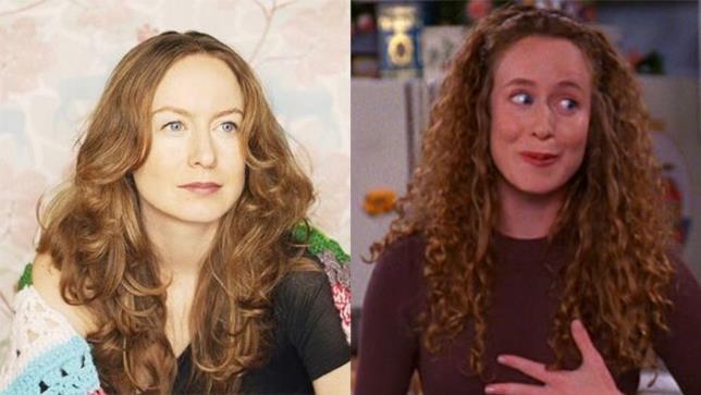 Michelle Beaudoin ieri e oggi