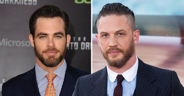 Chris Pine e Tom Hardy potrebbero recitare nel film di Call of Duty