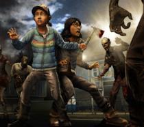 la cobverart ufficiale della Season 2 di Telltale's The Walking Dead
