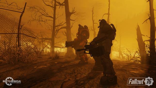 Fallout 76, esperienza multiplayer sviluppata da Bethesda