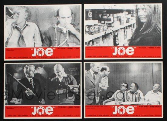 Una sequenza di scene di Joe di John G. Avildsen