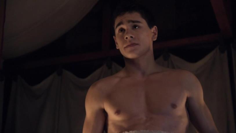 Christian Antidormi: Spartacus