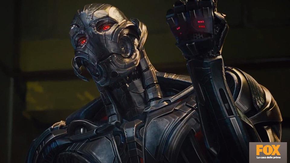 Ultron è una versione malvagia e tecnologica di Pinocchio. Non a caso, la musica dei teaser è proprio I've Got No Strings.