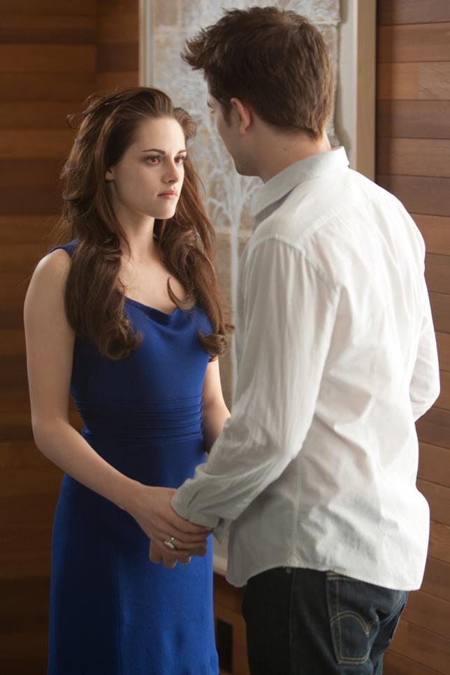 L'abito blu di Bella Swan in Twilight